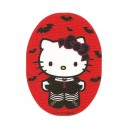 ecusson-hello-kitty-gothique-ovale-thermocollant