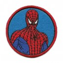 ecusson-spider-man-rond-thermocollant