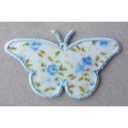 papillon liberty bleu